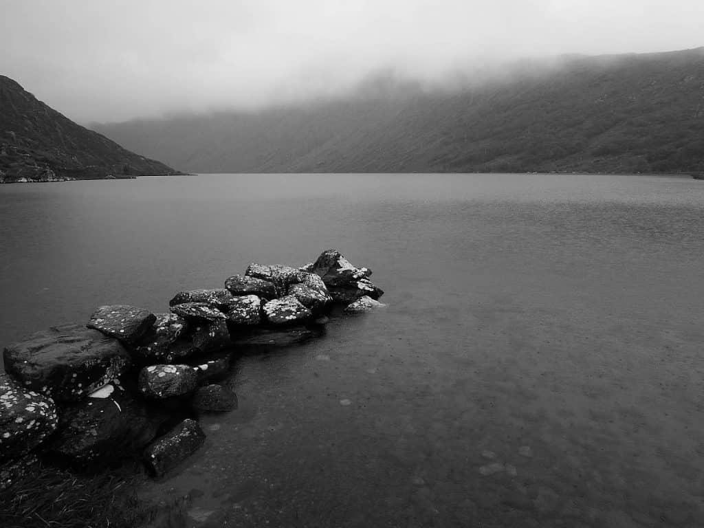 Stille Orte Irlands - Glenbeg Lough