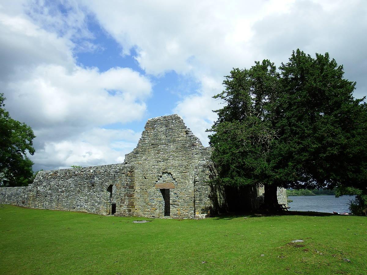 Stille Orte Irlands - Innisfallen Island