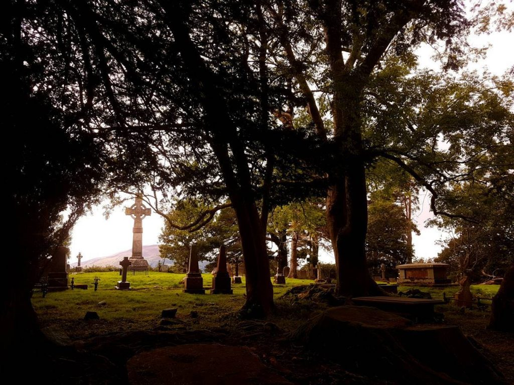 Stille Orte Irlands - Killegy Graveyard