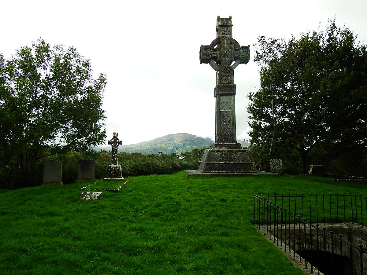 Stille Orte Irlands - Killegy Graveyard
