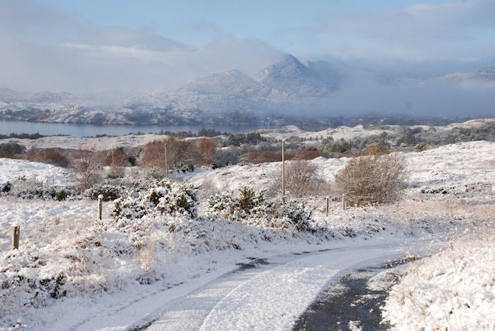 Irland Winter
