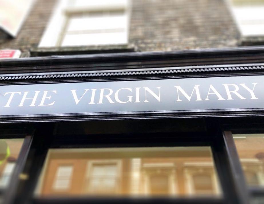 Virgin Mary Bar