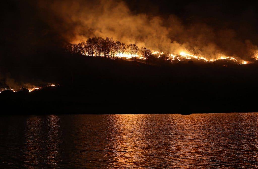 Irland Feuer