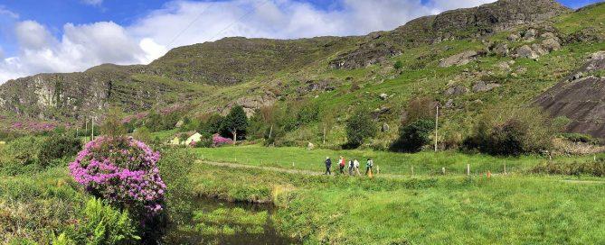 Wandern und Singen Wanderlust Irland