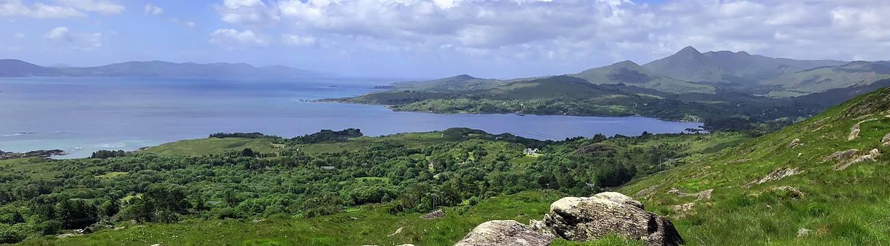 Wanderlust Irland Wandern und Singen