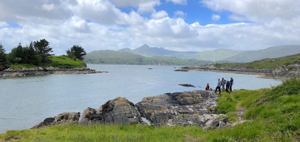 Wandern Irland
