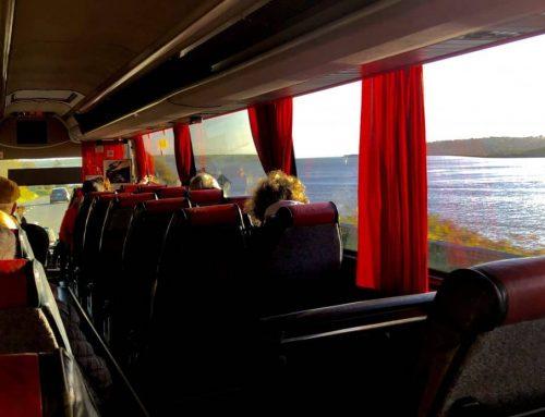 Geschichten aus dem Überland-Bus: Nix Sláinte